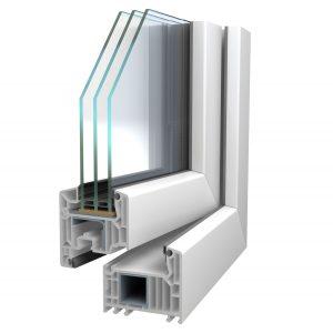 Okenný profil VEKA Softline 82