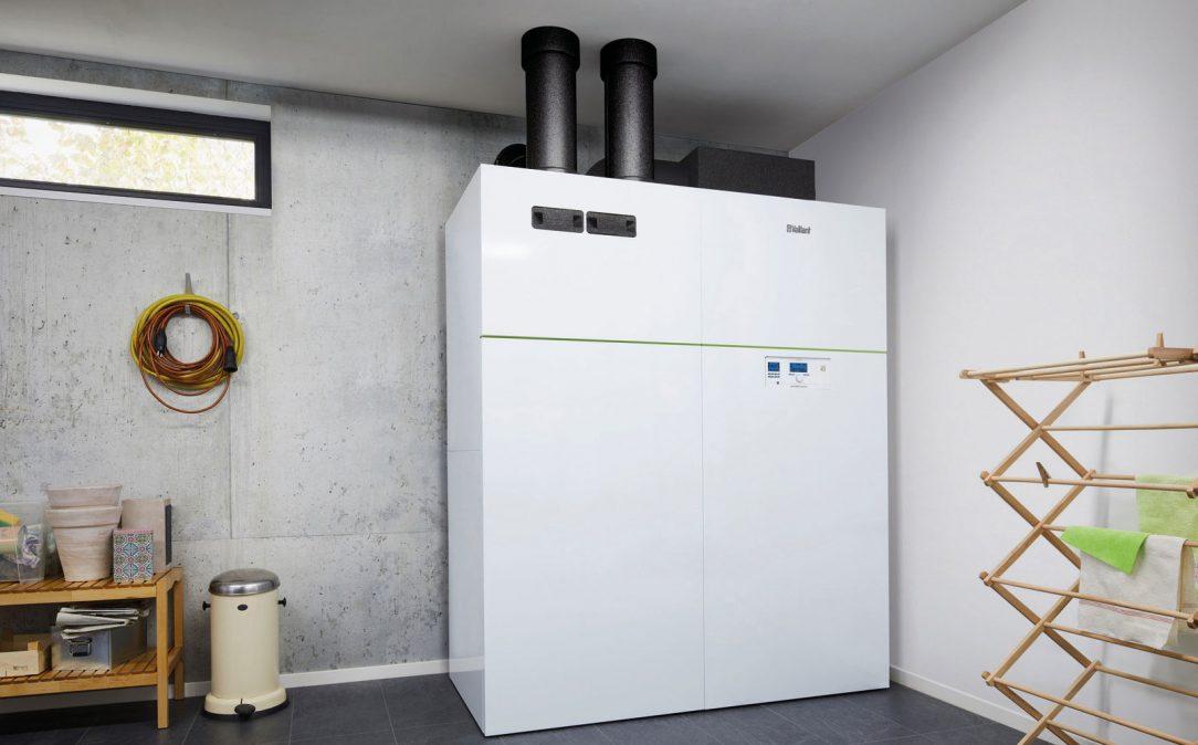 Tepelné čerpadlo recoCOMPACT exclusive vzduch-voda