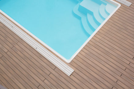 Terasy WoodPlastic® sú netoxické a plne recyklovateľné.