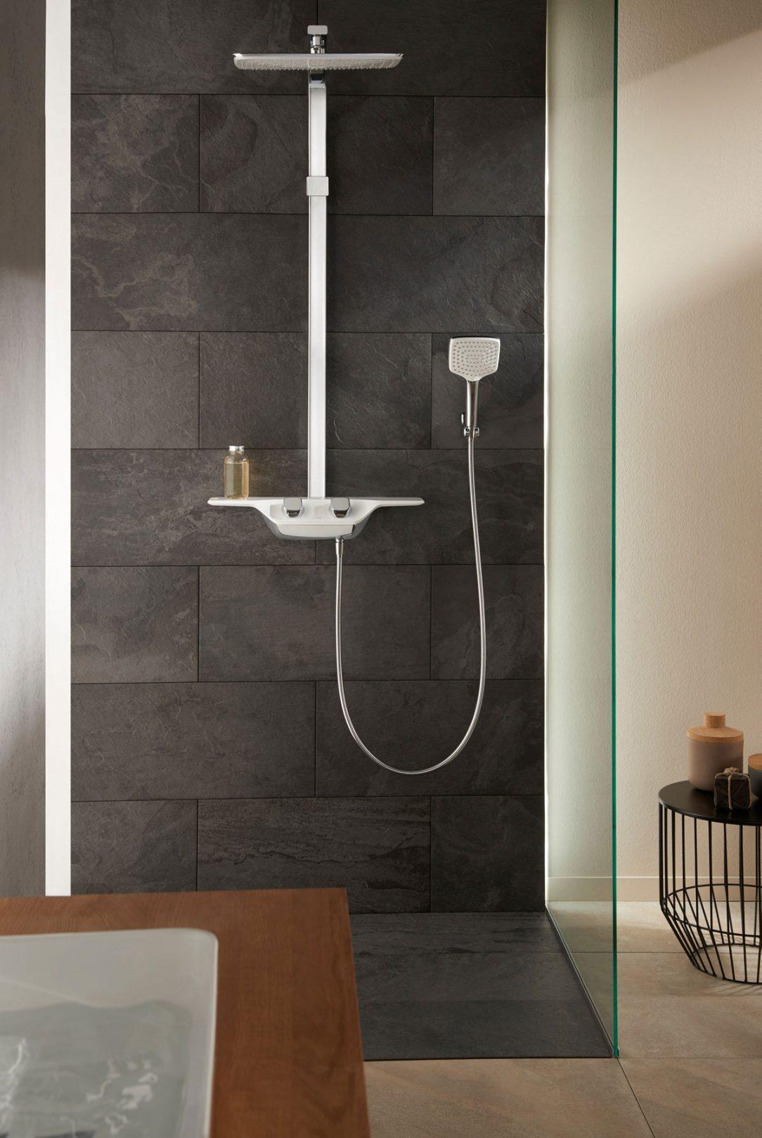 inovatívna sprchová súprava KLUDI COCKPIT Discovery