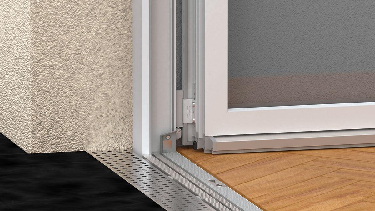 Bezbariérové riešenie pre balkónové a vchodové dvere