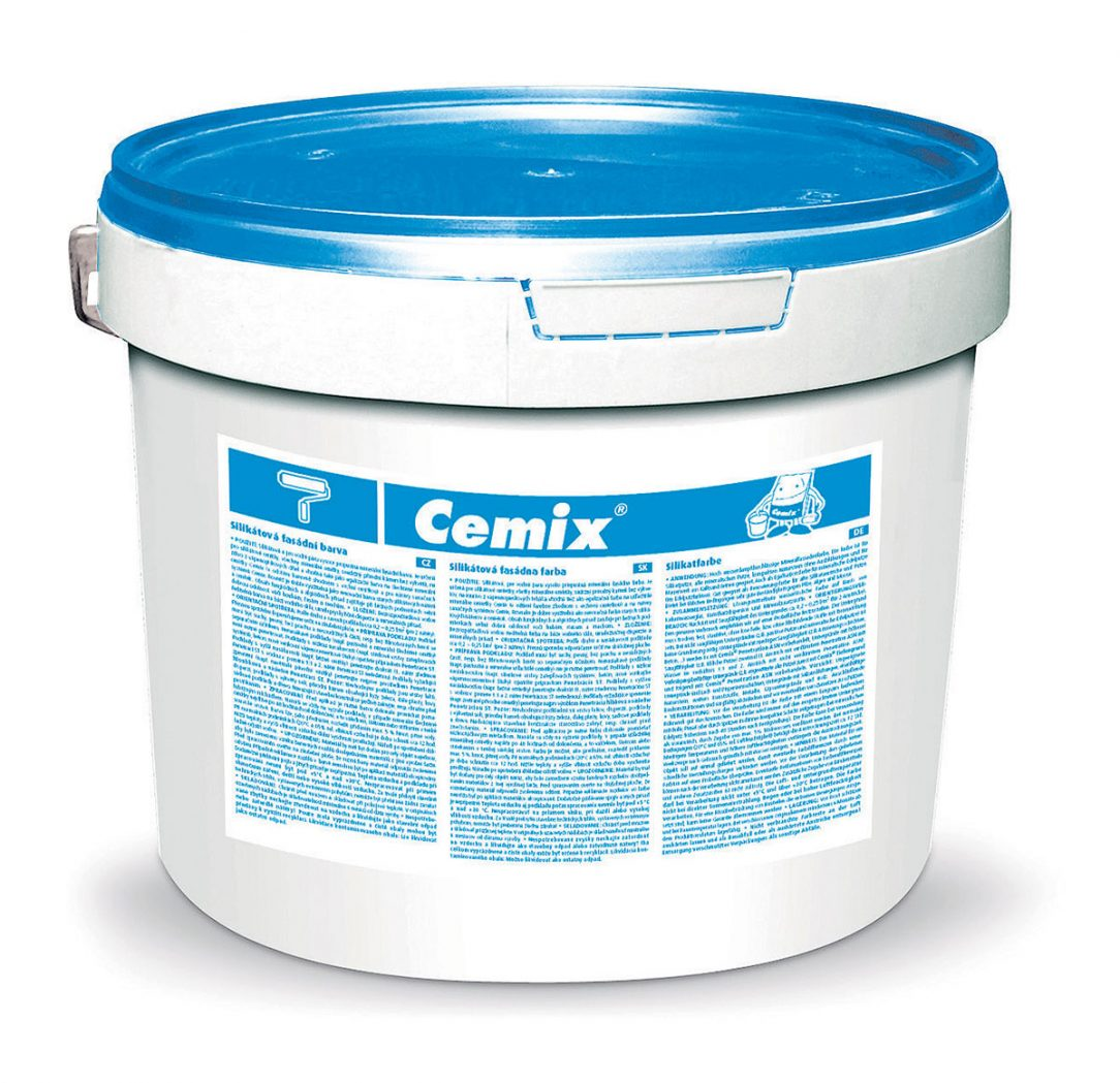 Cemix Elastický fasádny náter