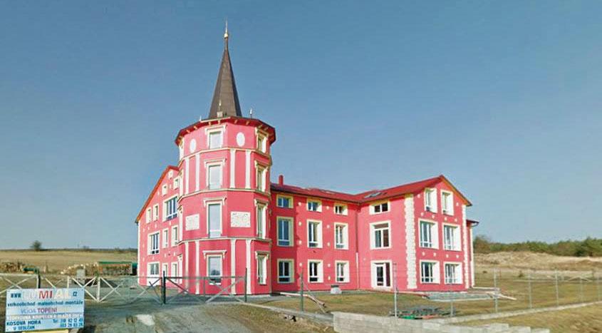 Chateau Evian