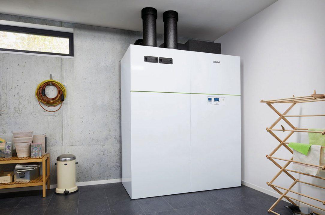 Vnútorné tepelné čerpadlo recoCOMPACT exclusive