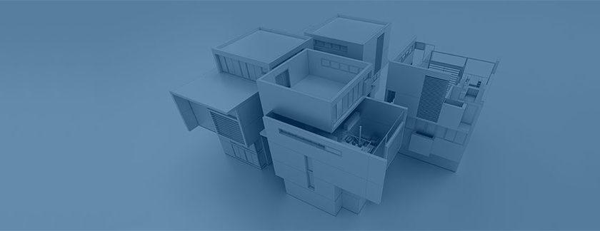 vizualizácia stavby v BIM