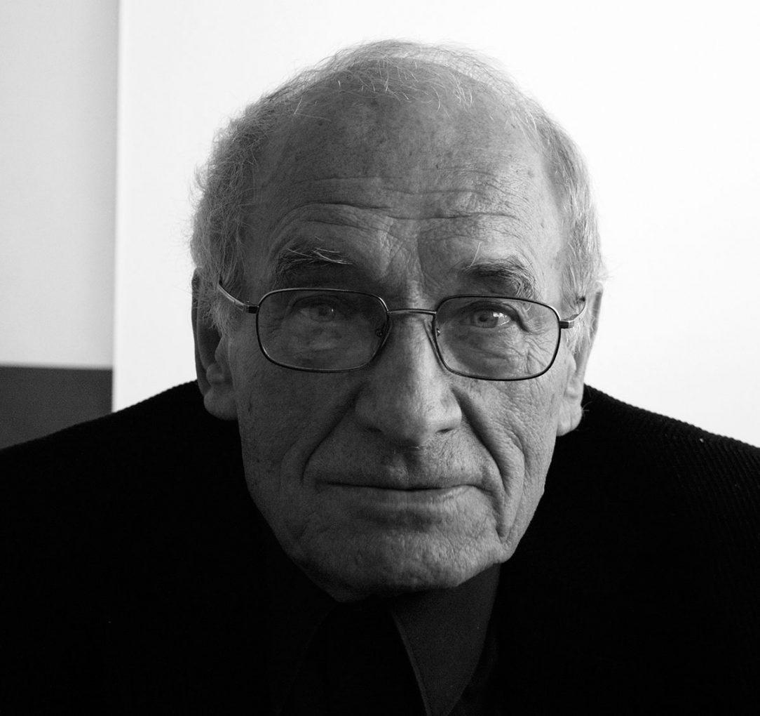 Ferdinand Milučký. Foto z roku 2008 pre rozhovor v časopise ASB.