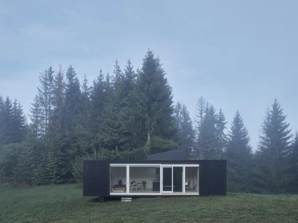 Modulárny systém Ark shelter