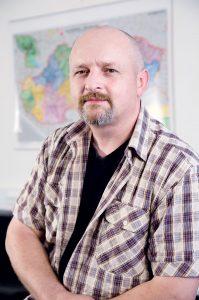 Peter Joppek produktový manažér spoločnosti Mapei pre tepelnoizolačné systémy