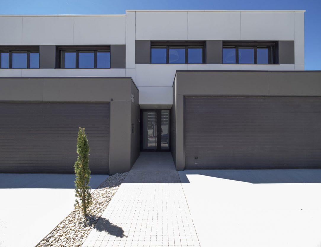 Použitie dosiek EQUITONE [natura] na rezidenčnom projekte v Španielsku