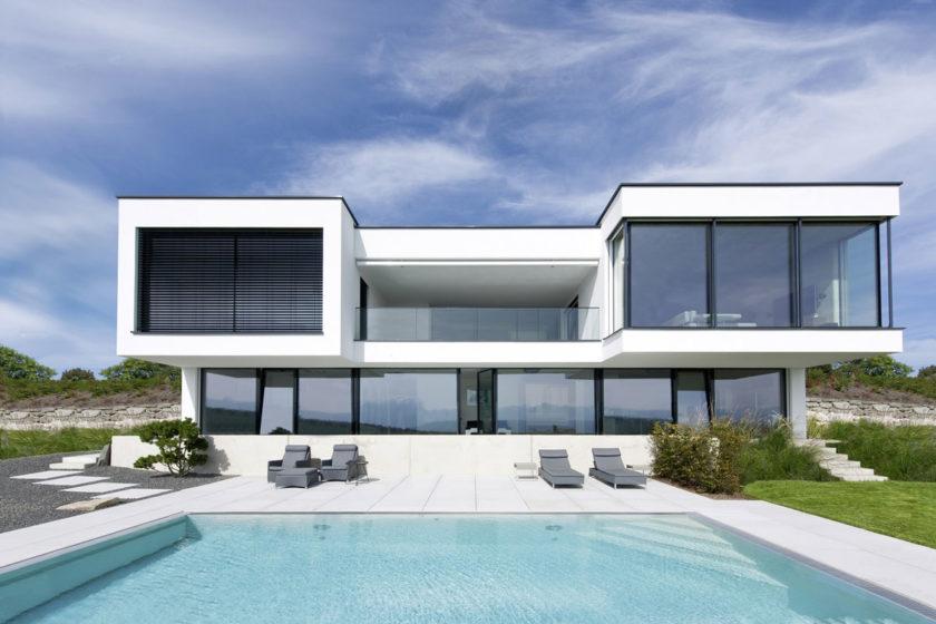 Rodinný dom s oknami Internorm