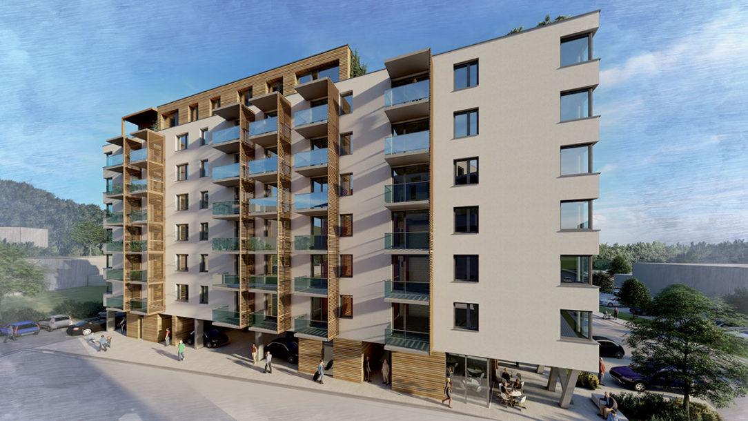 Rubicon Púchov prinesie 44 bytov s výmerami od 33 m2 až do 129 m2. V blízkosti sa nachádza viacero možností na trávenie voľného času.