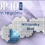 Top 10 firiem regiónu