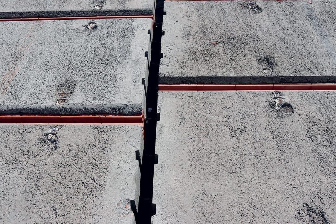 06 Betonáž stropných panelov