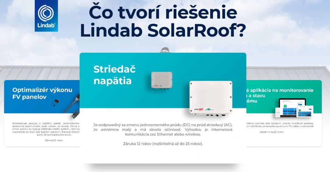 Lindab SolarRoof 3