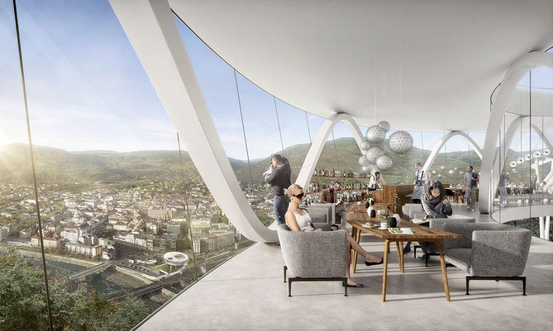 Nová múzejná štvrť chce vytvoriť syntézu mesta a prírody.