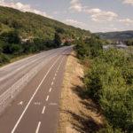 Vážska cyklotrasa na úseku Púchov – Nosická priehrada