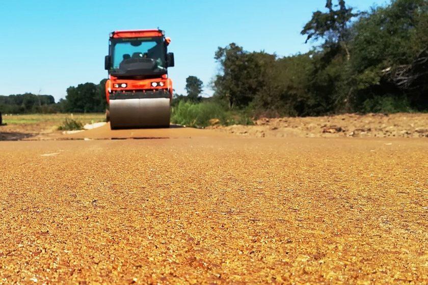 Bituclair svetlý asfalt