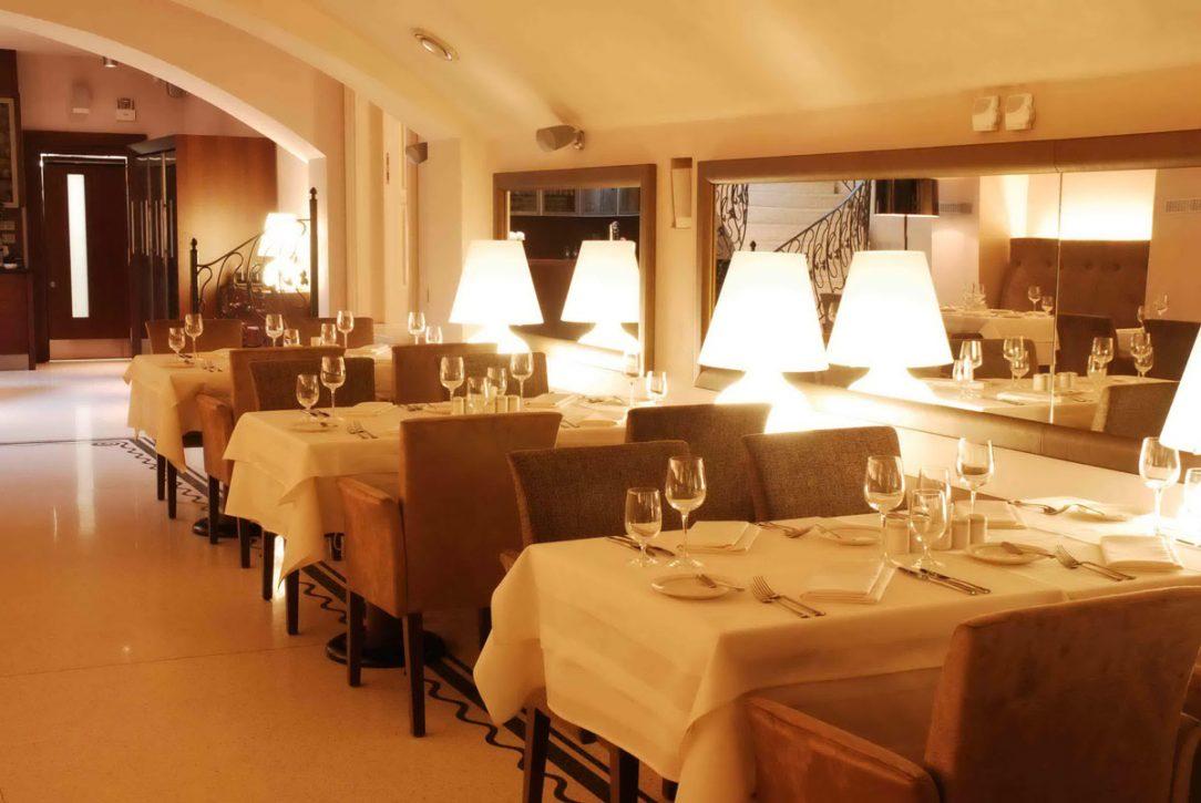 Luxusná reštaurácia