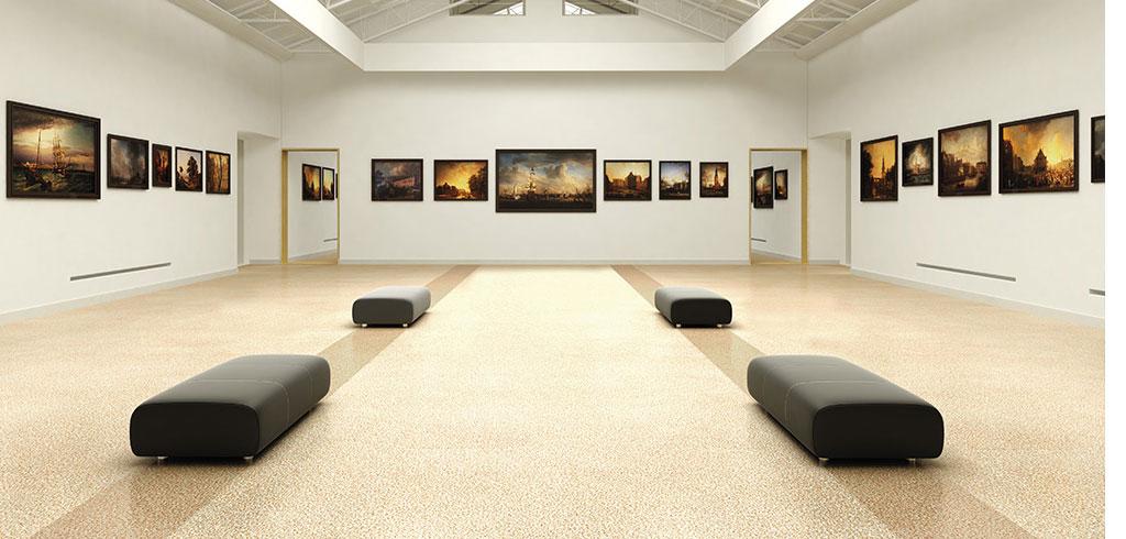 Podlahové krytiny v interiéri