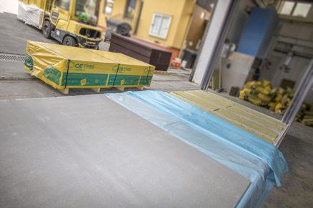 Podlahy z cementotrieskových dosiek CETRIS 01