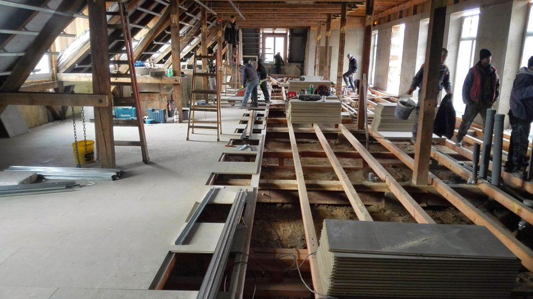 Podlahy z cementotrieskových dosiek CETRIS 02