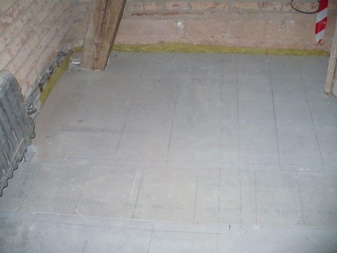 Podlahy z cementotrieskových dosiek CETRIS 03