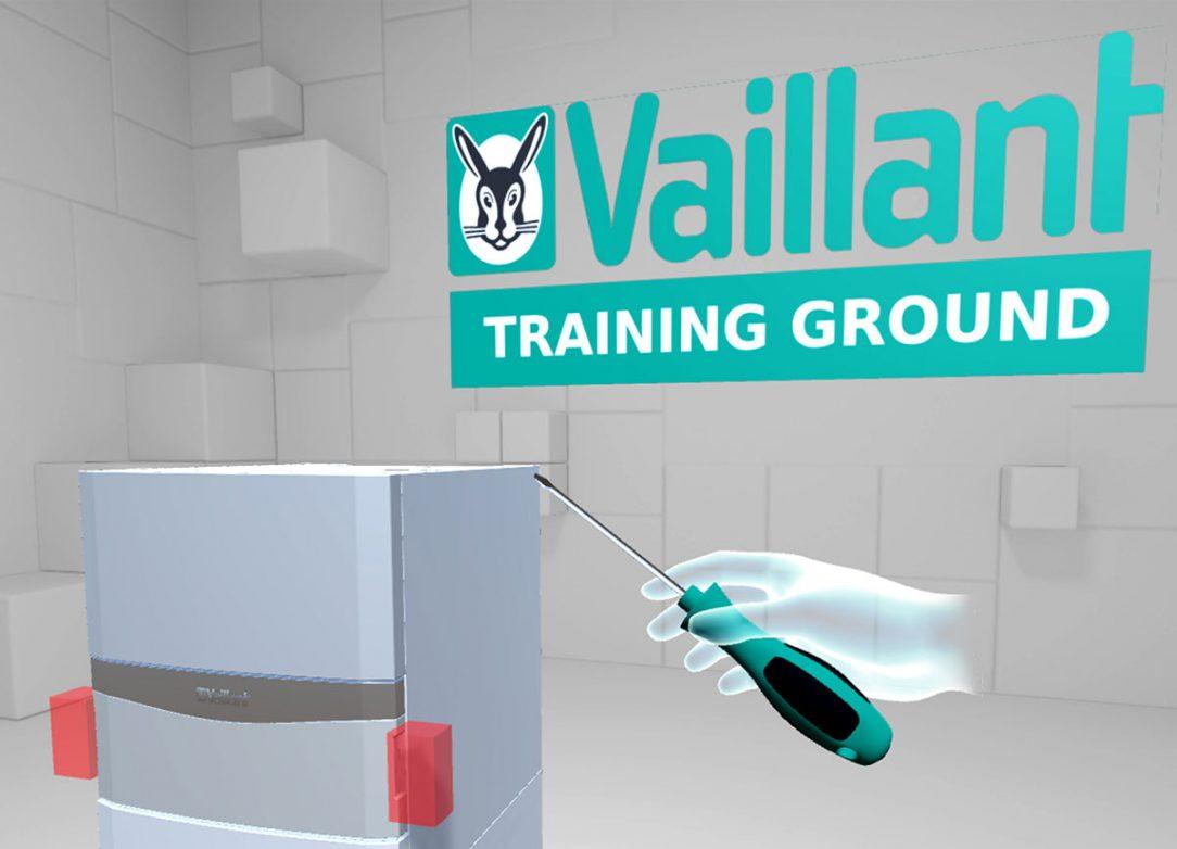Projekt rozšírenej reality ARSuL Vaillant