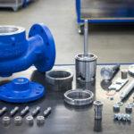 Regulačný ventil diely