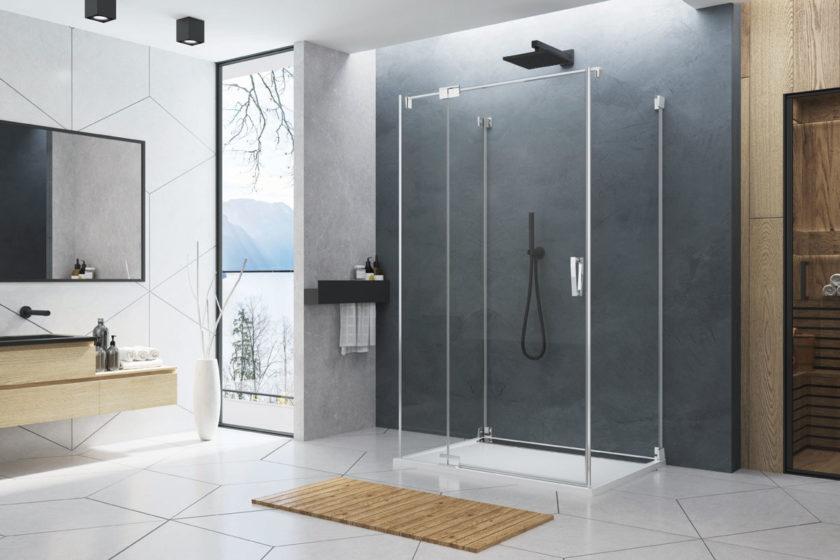 Sprchové zásteny CADURA 3