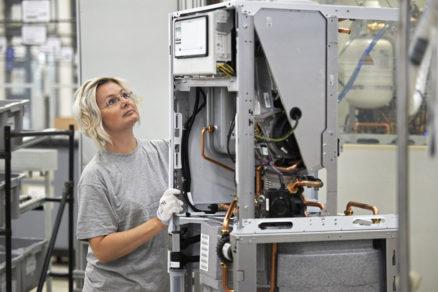 Výroba v Protherm Production