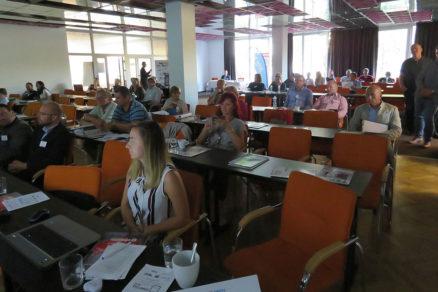 Vedecko technická konferencia SANHYGA 3