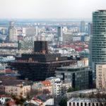 Budova Slovenského rozhlasu v Bratislave