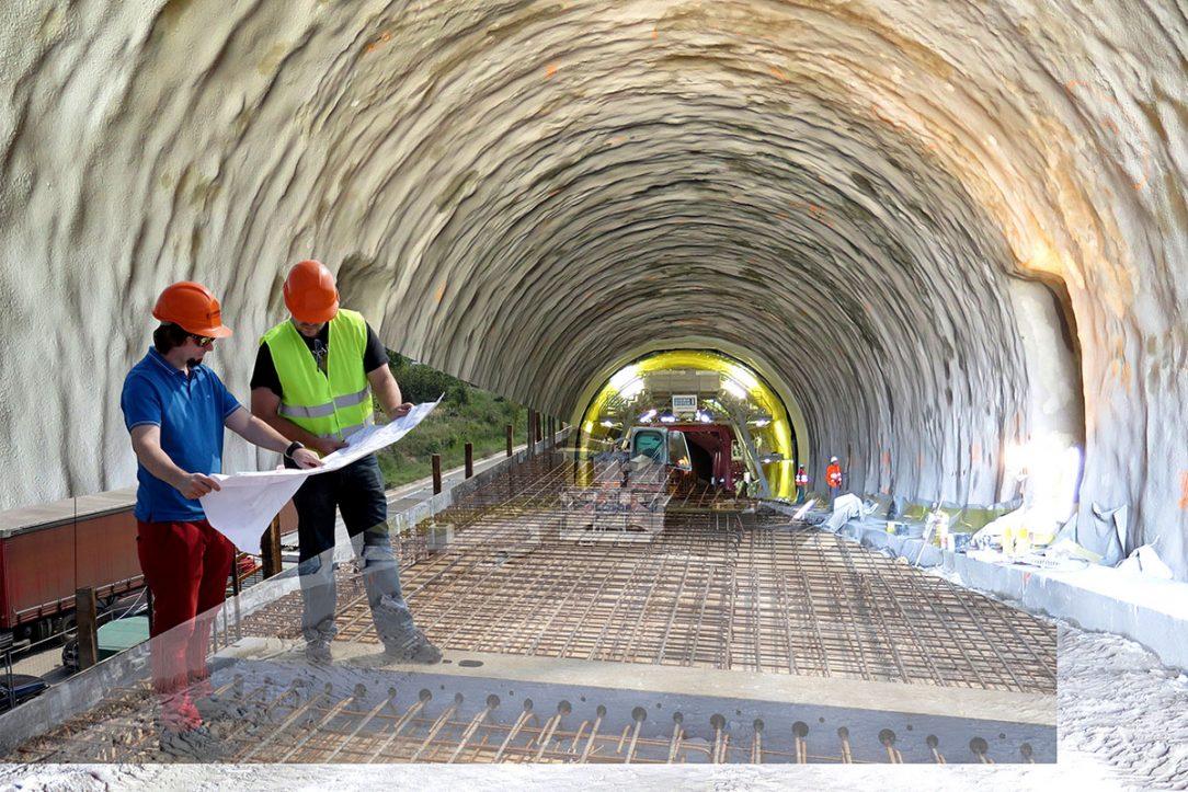 tunelová výstavba