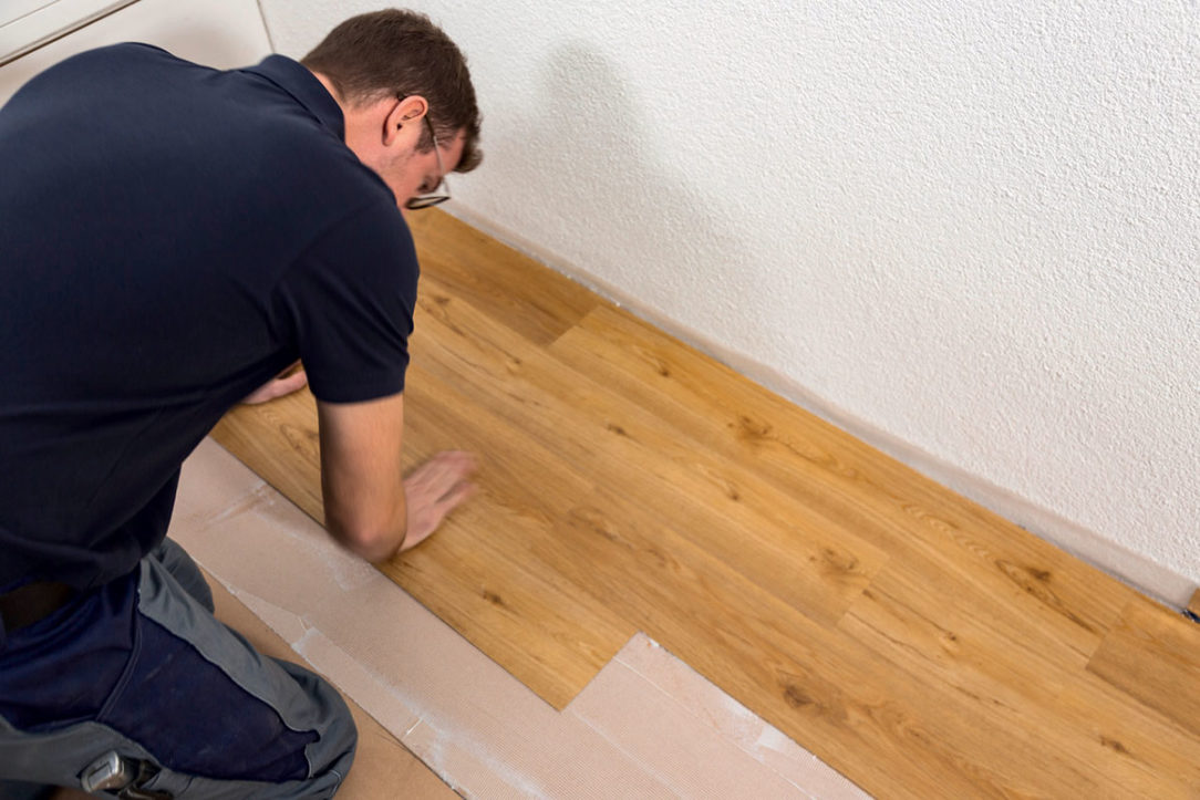 10 Položenie podlahovej krytiny