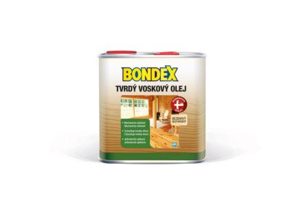BONDEX Tvrdý voskový olej