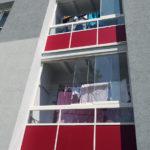 Balkónové zábradlie