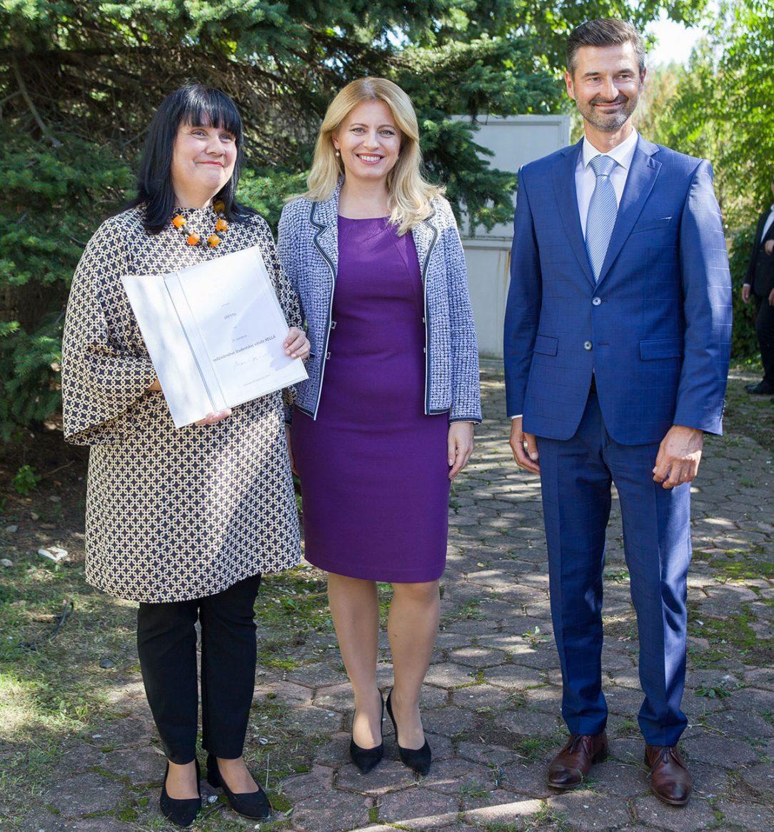 Záštitu nad týmto ročníkom súťaže prevzala samotná prezidentka Slovenskej republiky pani Zuzana Čaputová.