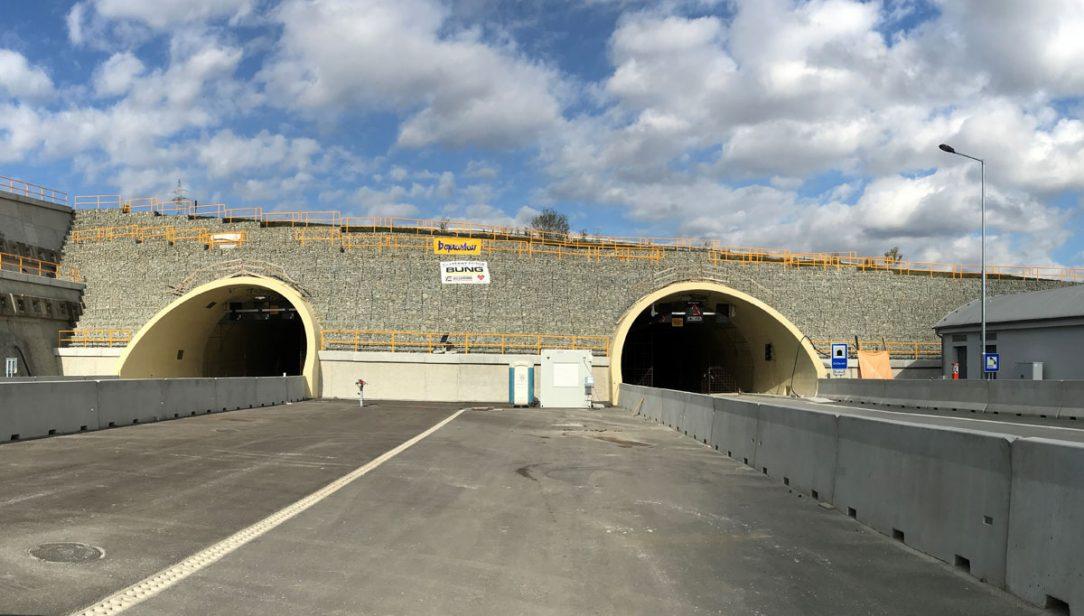 Portály tunelov 2