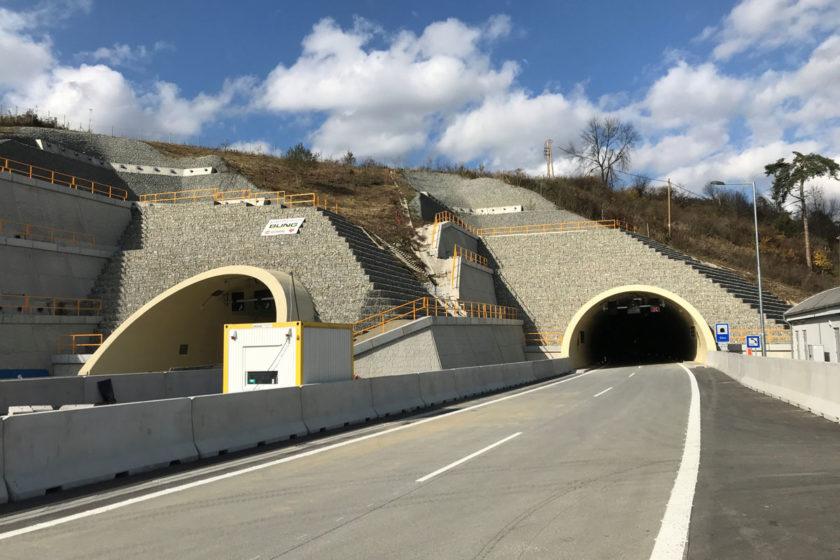 Portály tunelov