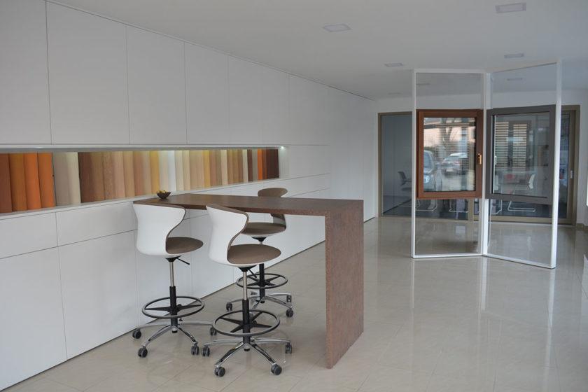 Showroom Internorma