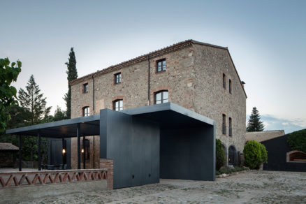 Trojpodlažný kamenný dom si vyžadoval kompletnú rekonštrukciu