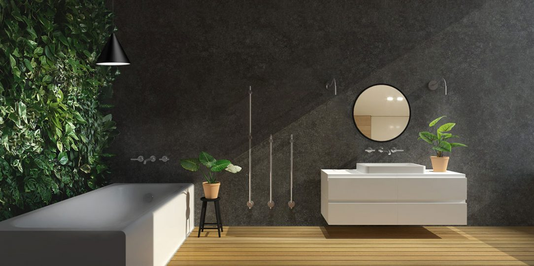 Vertikálny sušiak Kares si nájde uplatnenie vo všetkých kúpeľniach