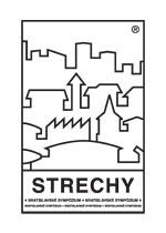 logo Bratislavského sympózia STRECHY