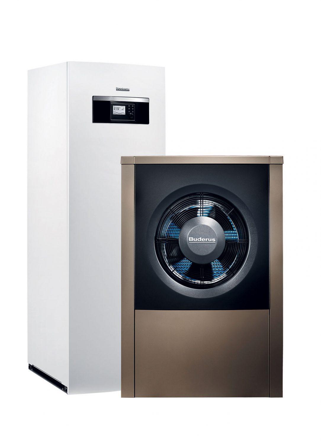 Logatherm WPL AR vzduch/voda