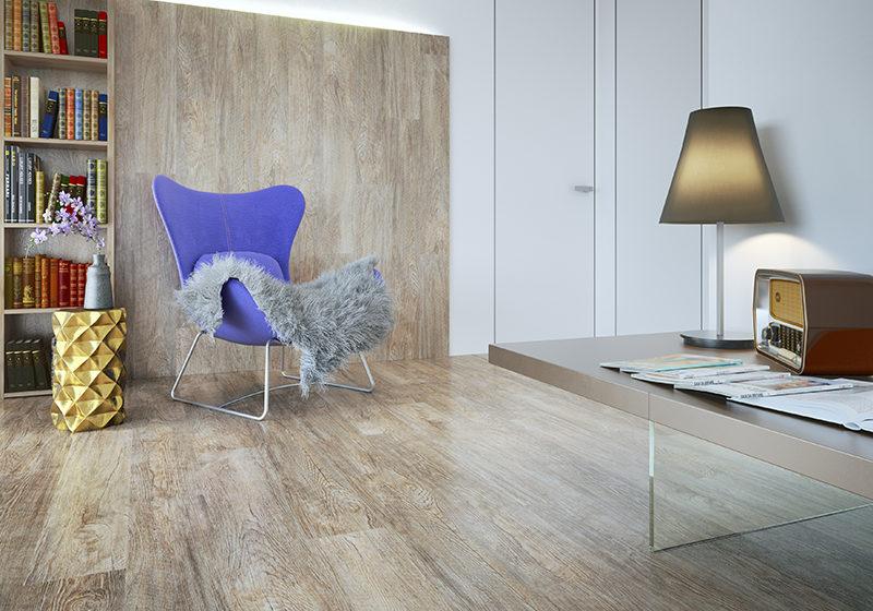 Fatra a.s. predstavila novú vodoodolnú vinylovú podlahu WELL click.