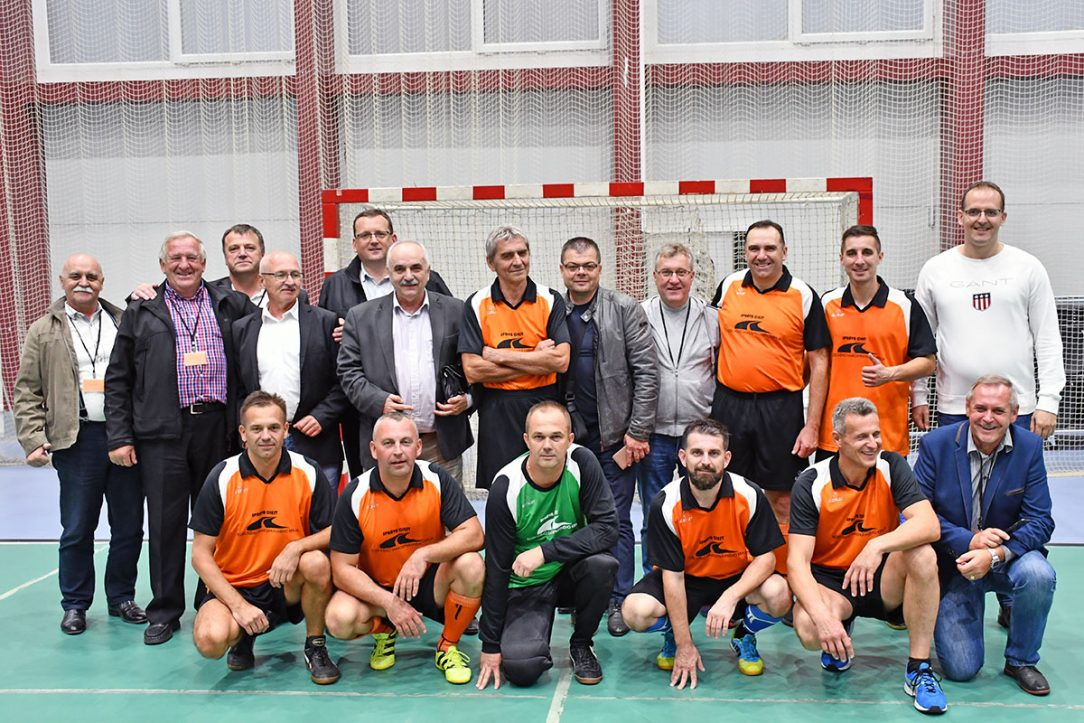 Futbalisti z regiónu východ