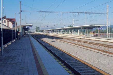 Modernizácia železničnej trate Považská Teplá – Žilina