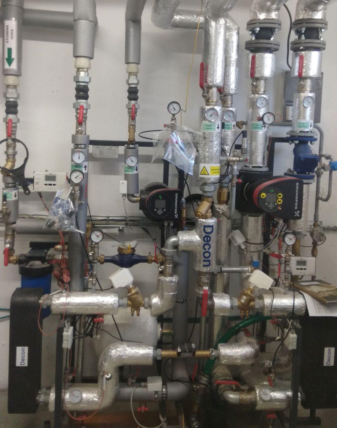 Modernizácia vykurovacieho systému na nitrianskom sídlisku Klokočina 3