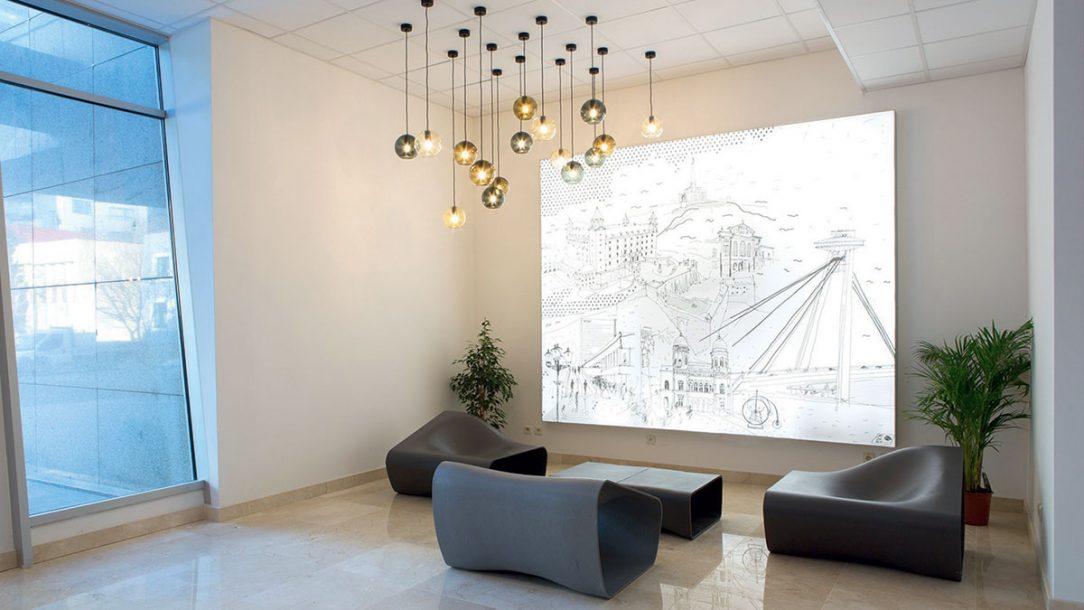 Pressburg Tower ponúka 15 670 m2 priestorov kancelárií
