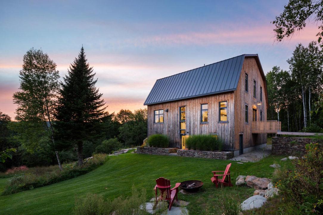 Moderná stodola 10